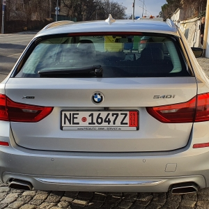 BMW_540i xDrive_back